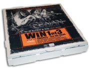 Promotional Pizza Box