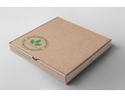 Eco Pizza Box