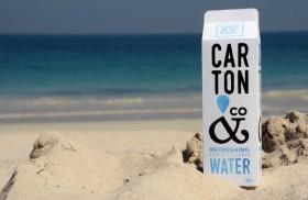 carton water