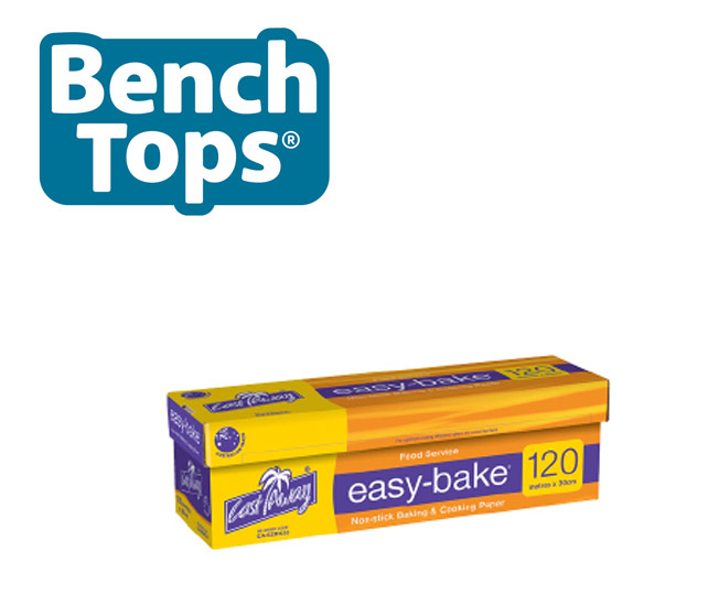 easy bake non stick baking and cooking paper