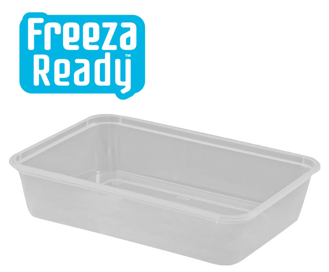 freezaready takeaway storage containers